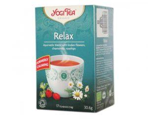 Ceai Bio Calmant Yogi Tea 30.6 grame