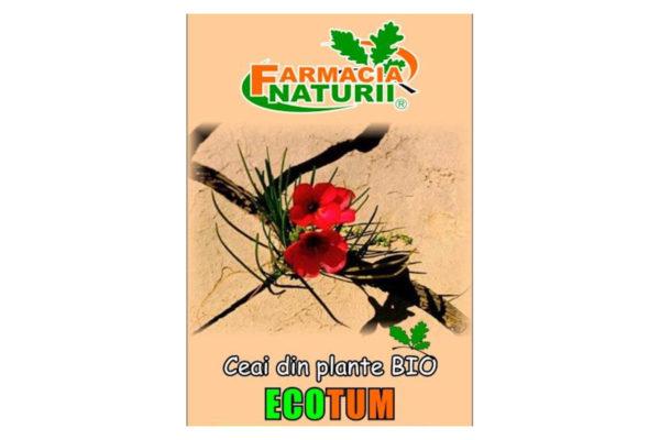 Ceai Bio antitumoral ECOTUM 150 grame