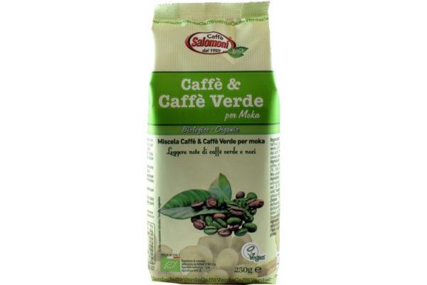 Cafea si Cafea Verde BIO 250 grame
