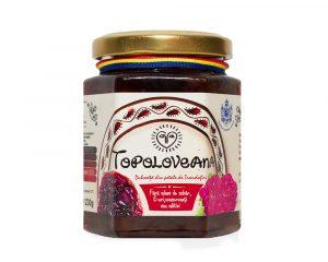 Dulceata din petale de trandafir Topoloveana
