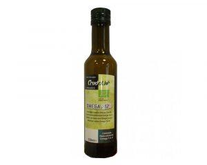 Ulei Bio cu omega 3 si 6 Crudolio 250 ml