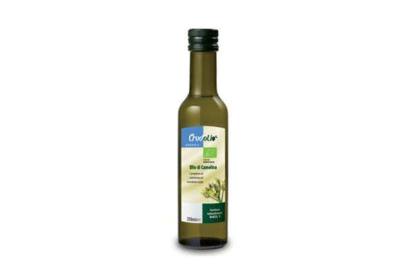 Ulei Bio de Camelina Crudolio 250 ml