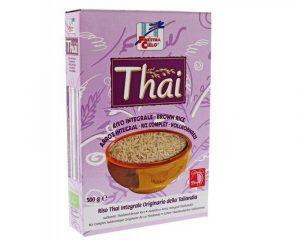 Orez bio Thai brun 500 gr