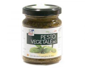 Pesto vegetal bio 120 gr