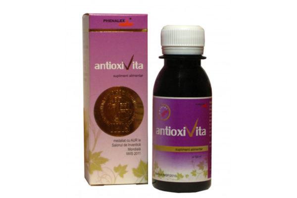Antioxidant formula concentrata Antioxivita 100ml