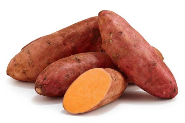 Cartofi dulci Bio Uganda 500 gr