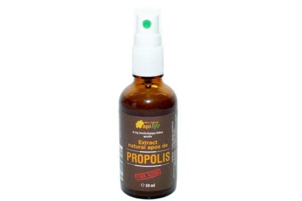 Extract natural apos de propolis Apilife 50 ml