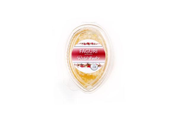 Fagure cu miere Rodul albinelor 60 gr-70 gr