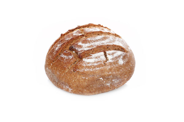 Pâine integrala cu susan alb