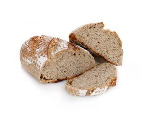 Pâine cu secară și seminte de chimen