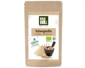 Ashwagandha pudră Raw Boost 125 grame