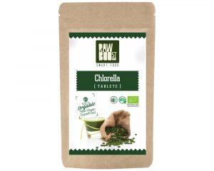 Chlorella tablete Raw Boost 125 grame