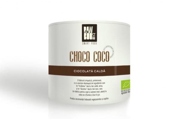 Choco Coco pudră Raw Boost 200 grame
