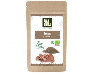 Reishi Ganodermapudră Raw Boost 60 grame