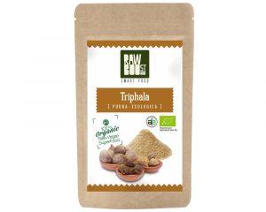 Triphala pudră Raw Boost 125 grame