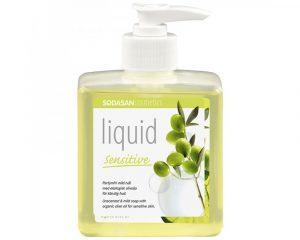 Săpun Lichid/Gel De Duș Bio Neutru Sensitiv 300 ml Sodasan