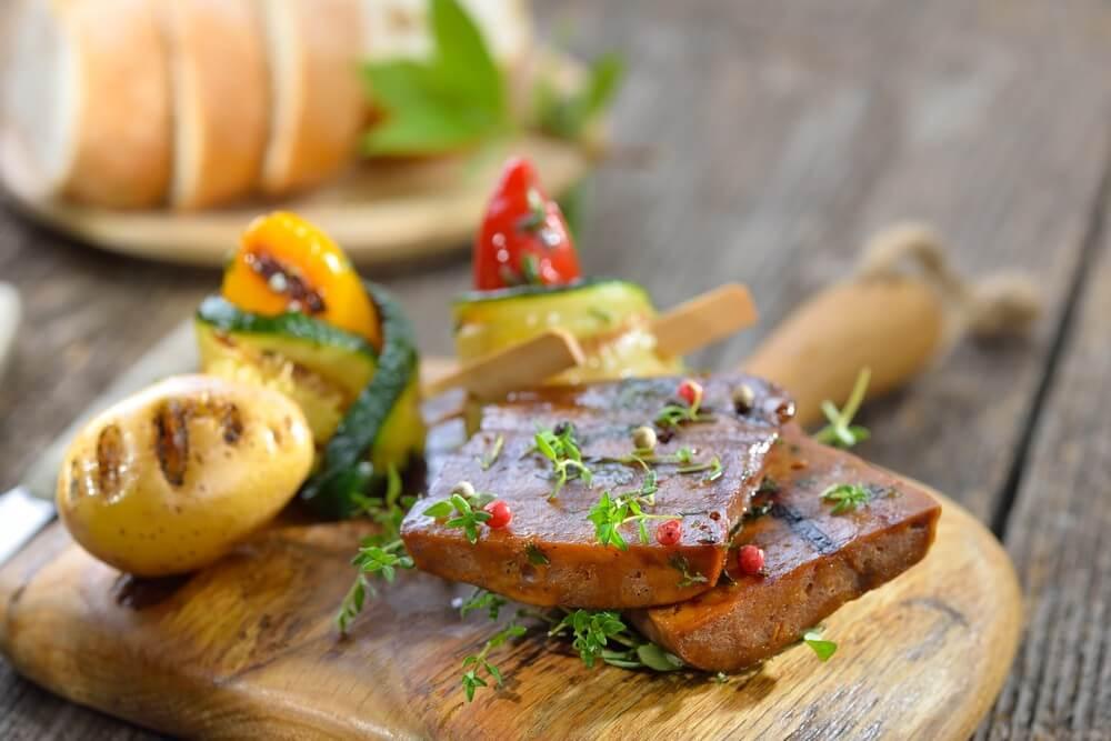seitan proteina vegetala