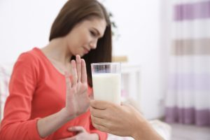 alergie lapte