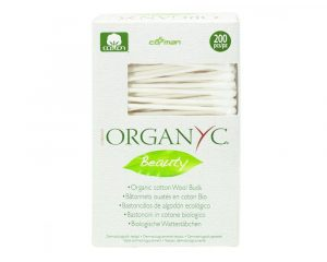 Betisoare Organyc cu bumbac organic 200 bucati