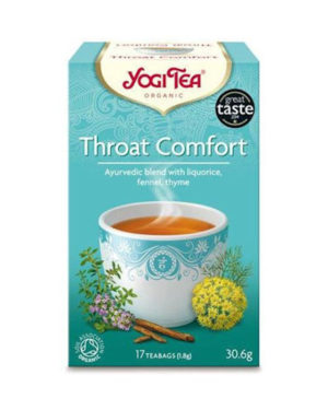 Ceai Bio Respira Sanatos Yogi Tea 30.6 grame