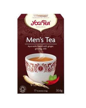 Ceai Bio pentru barbati Yogi Tea 30.6 grame