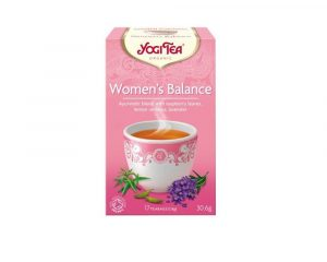 Ceai Bio echilibrul femeilor Yogi Tea 30.6 grame