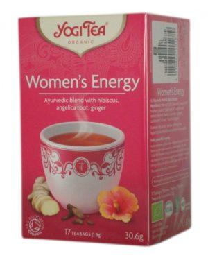 Ceai Bio energie pentru femei Yogi Tea 30.6 grame