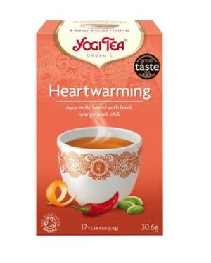 Ceai Bio Bucuria Vietii Yogi Tea 30.6 grame