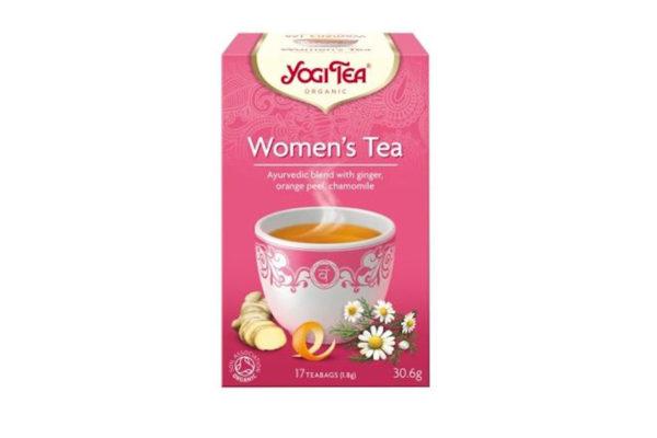 Ceai Bio pentru femei Yogi Tea, 30.6 g