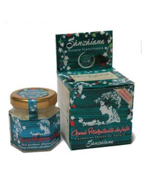 Crema hidratantă de fata Sanziana