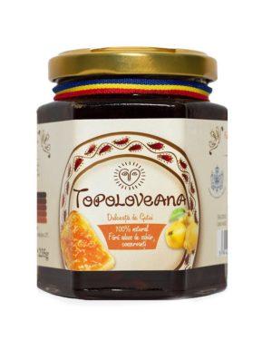 Dulceata de gutui Topoloveana