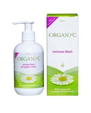 Sapun intim organic cu musetel 250 ml