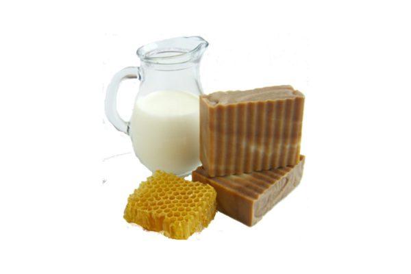 Sapun natural miere si lapte de capra