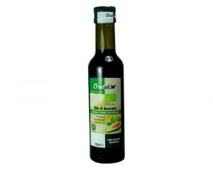 Ulei bio de Avocado Crudolio 250 ml