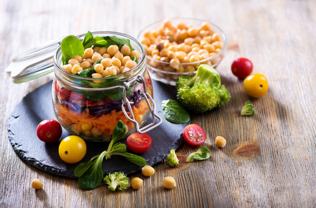 Salata cu naut