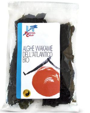 Alge Wakame bio din Atlantic