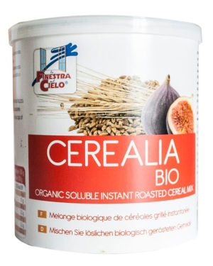 Amestec instant bio din cereale