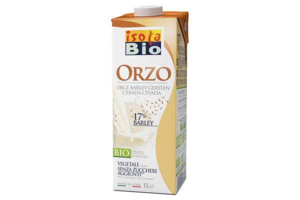 Băutură bio din orz fara zahar Isola Bio 1000 ml
