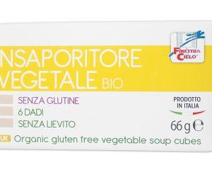 Cuburi vegetale bio pentru supă fara drojdie 66 gr