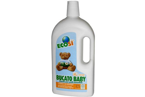 Detergent lichid ECO BIO pentru hainele bebeluşului Ecosi