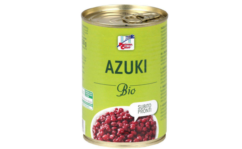 Fasole Azuki bio 400 gr