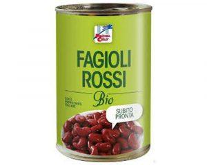 Fasole roşie bio 400 gr