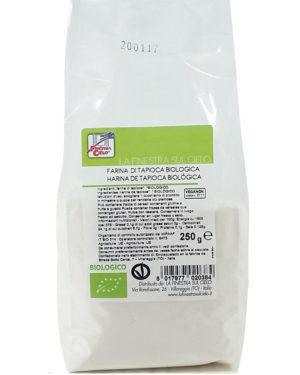 Făină bio de tapioca 250 gr
