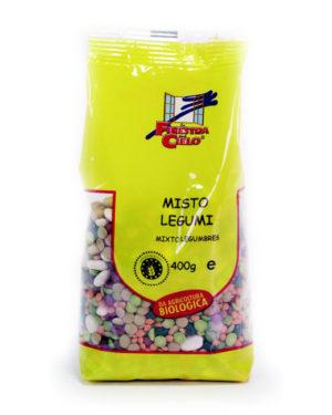 Mix bio de legume 400 gr