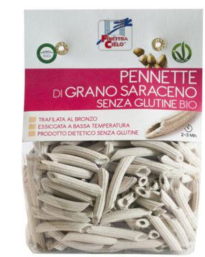 Paste Pennette bio din hrişcă 250 gr