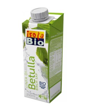 Seva bio de mesteacan Isola Bio 250 ml