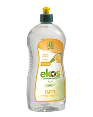 Soluţie ECO pentru spălat vase/biberoane cu portocale Ekos
