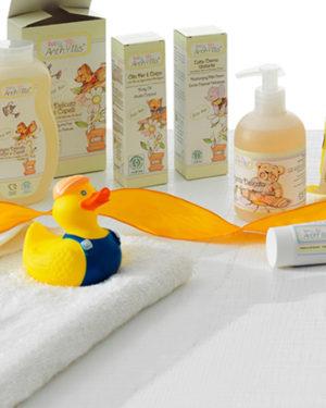 Săpunuri, geluri de duş și şampoane copii