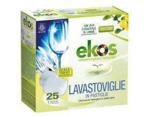 Tablete ECO pentru maşina de spălat vase Ekos