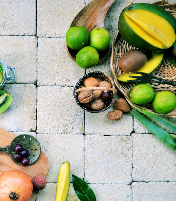 Fructe, legume și microplante